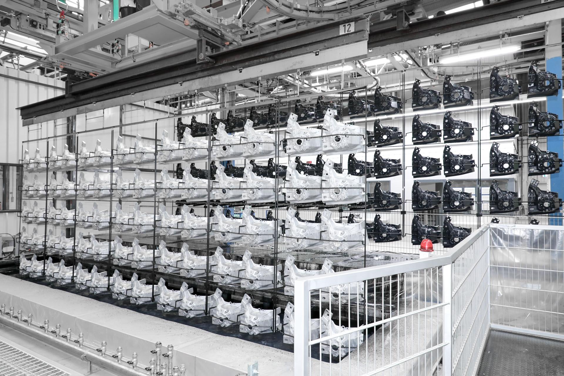 KTL-Beschichtung Aluminium